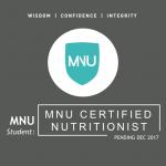 MNU certification - JL Fitness Solutions
