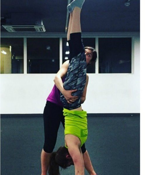 Handstand - JL Fitness Solutions