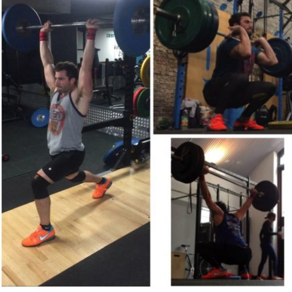 Olympic lifting - JL Fitness solutions
