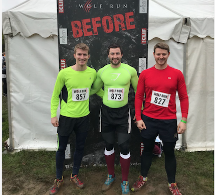 Obstacle run - JL fitness solutions
